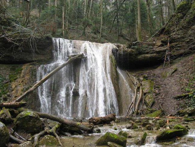 cascade cascade