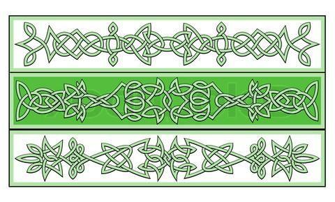 Modelele celtice: semnificație și simbolism