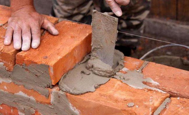 caramida solidă de cărămidă solidă