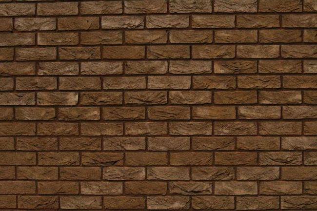 cărămidă brună