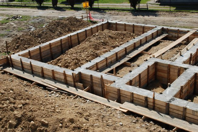 fundația casei