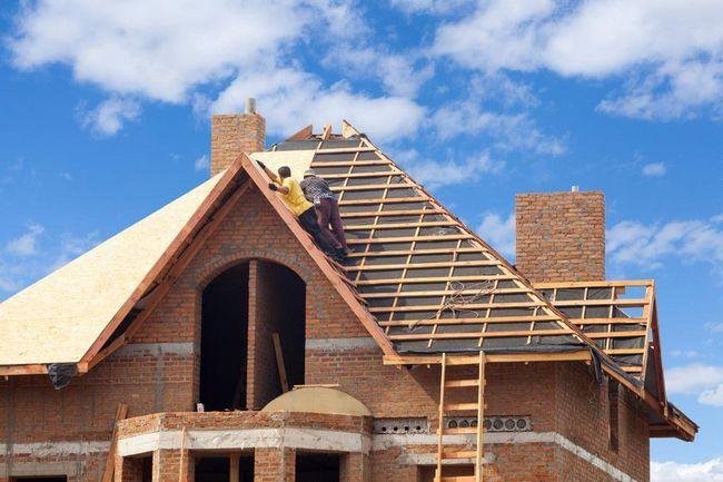 Suprapunerea acoperișului