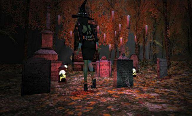 vraja cimitirului
