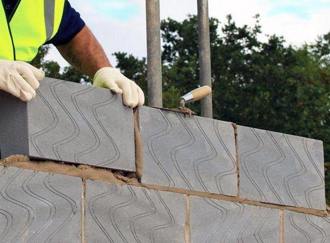 dimensiunile betonului