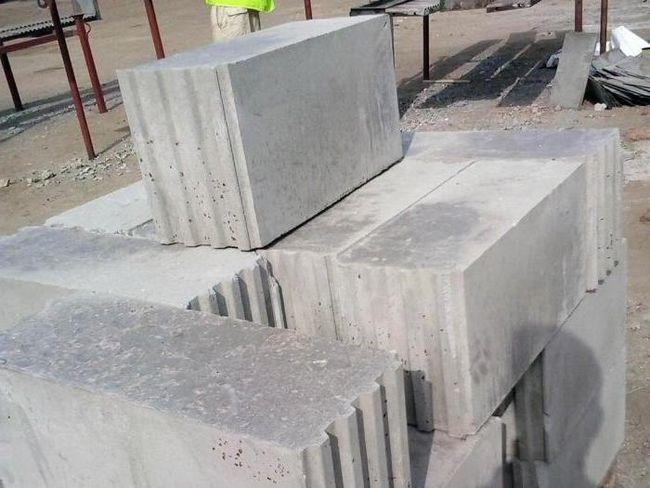 tehnologia de stabilire a betonului