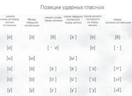 care este clasificarea vocalelor și consoanelor