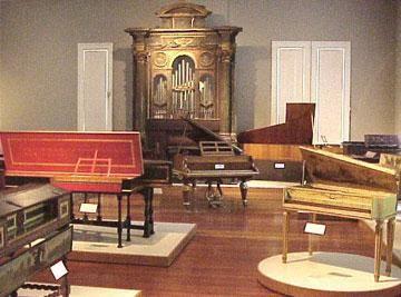 Instrumente de tastatură - istoria creației