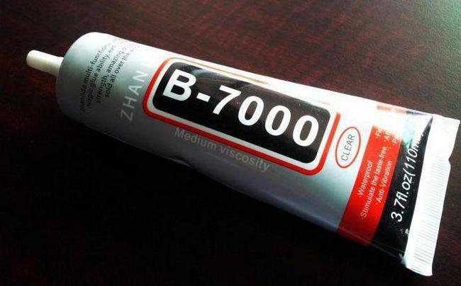 b 7000 agent de etanșare adeziv pentru lipirea ecranului tactil