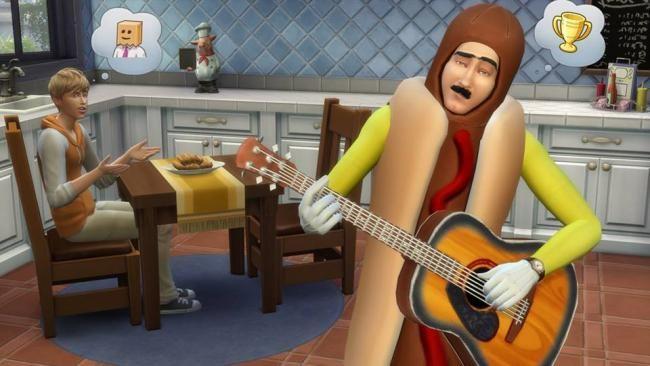 Sims 4 Abilități de moarte
