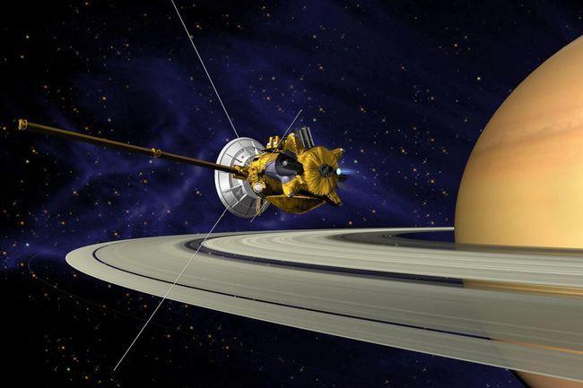 Sonda lui Cassini