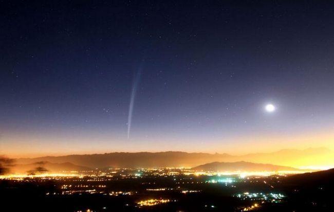 Cometurile sunt