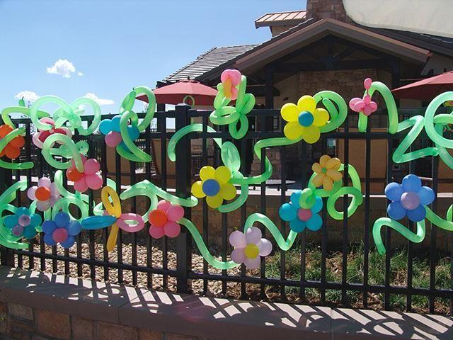 Compoziții de baloane - arată imaginația
