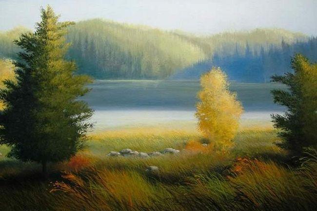compoziția în pictura