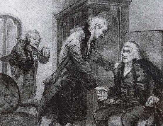 антонио сальери и моцарт