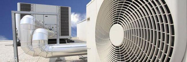aer condiționat și ventilație