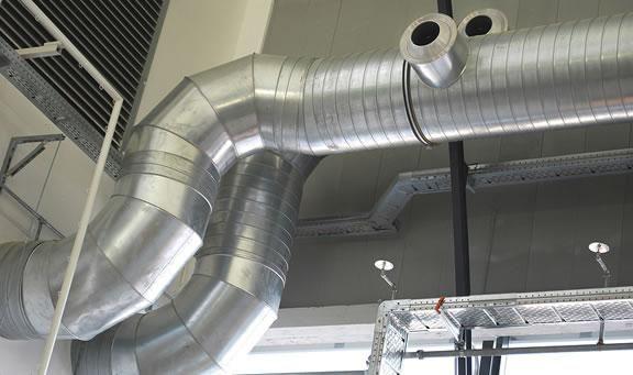 ventilație de încălzire și aer condiționat