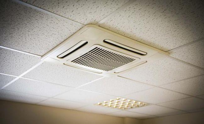 ventilație și aer condiționat