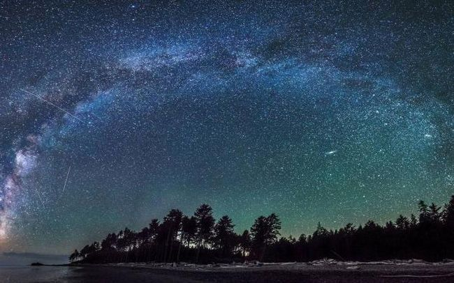 coordonatele celor mai strălucite stele