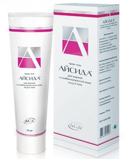 Aisida cremă pentru pielea uscată și sensibilă
