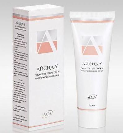 Aicida Cream pentru piele uscată