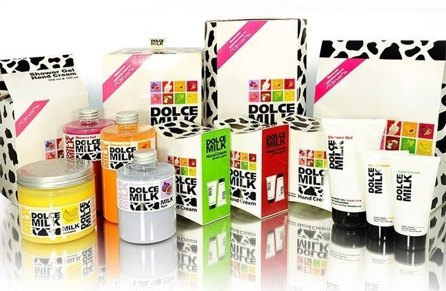 Cosmetice Dolce Milk: recenzie, producator, recenzii