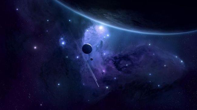 Pământul este un corp cosmic