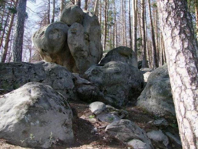 locuri frumoase din regiunea Samara