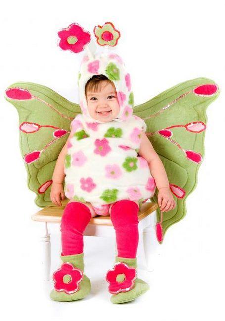 cum să atragă un costum de fluture
