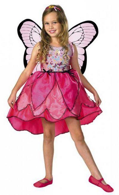 fluture carnaval costum