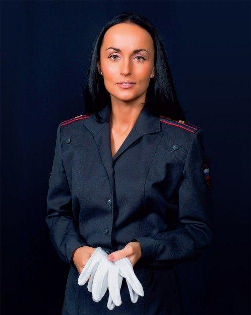 Fata locotenent-colonel