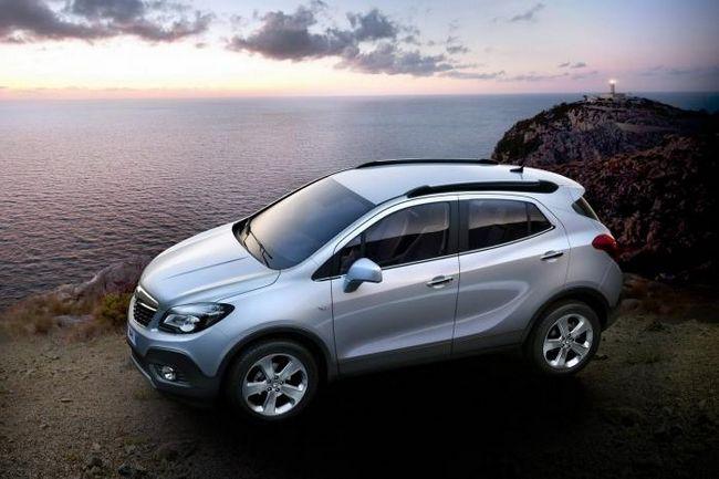 Crossover Opel Mokka, a cărui plecare de la sol nu a corespuns așteptărilor