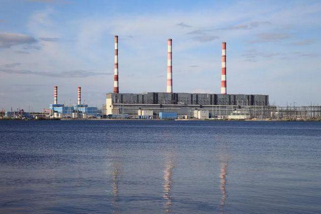 tipuri de centrale electrice din Rusia