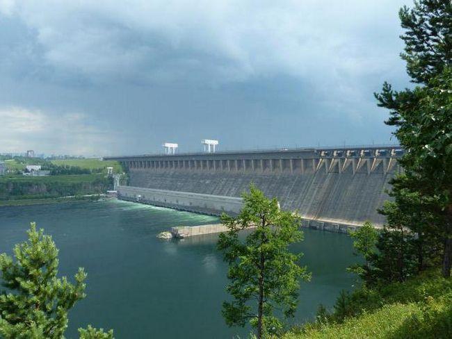 lista de centrale electrice din Rusia
