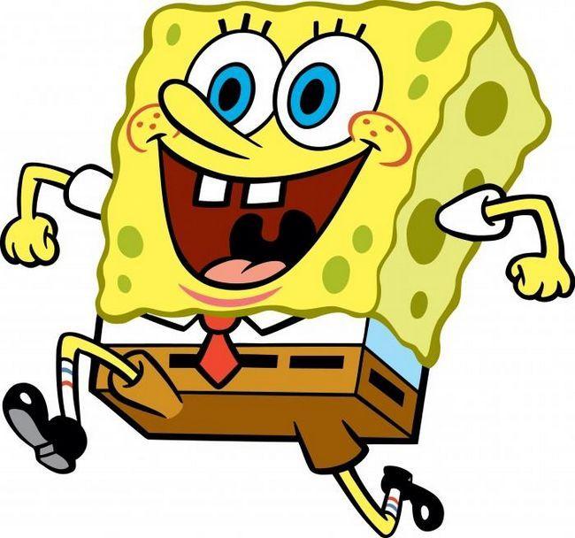 Cine este vocea SpongeBob în versiunea originală și în limba rusă?
