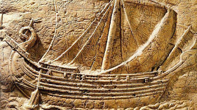 călătoria fenicienilor