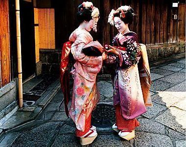 Cine sunt gheișurile din cultura japoneză?