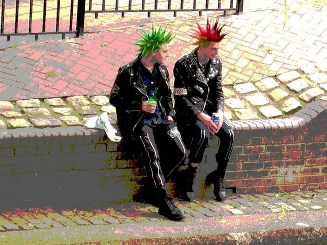 punk bandă a Rusiei