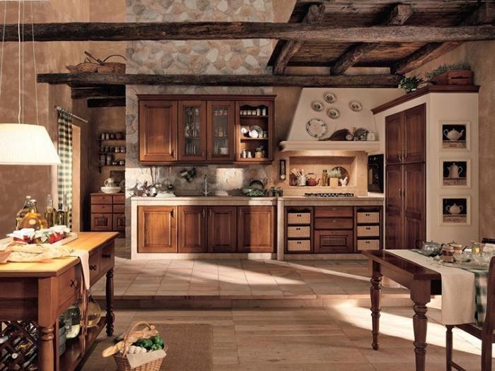 Rustic Bucătărie Foto