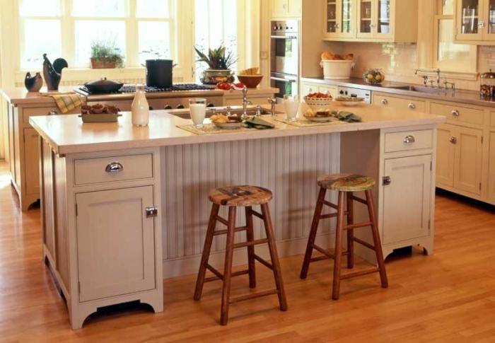 insula de masă pentru bucătărie