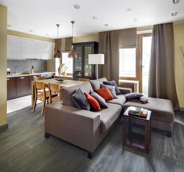 Design interior al unui apartament