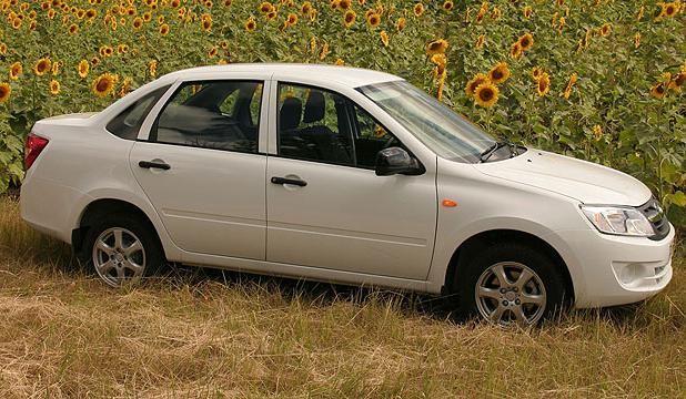 `Lada Granta` mașina automată - opiniile experților, răspunsurile proprietarilor
