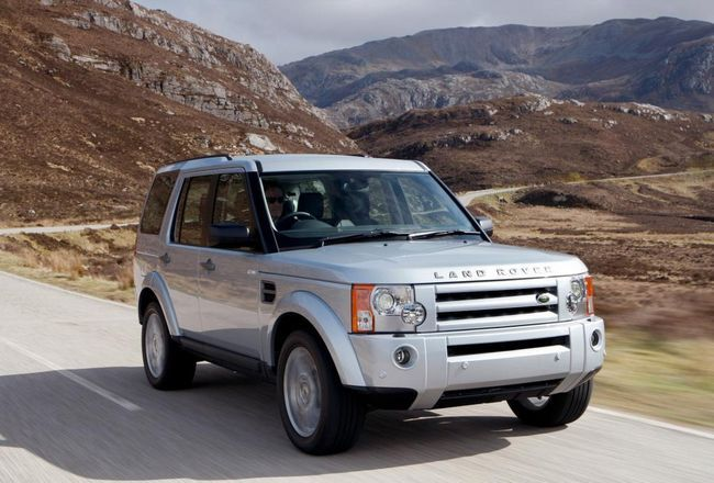 Land Rover Discovery 3: comentarii