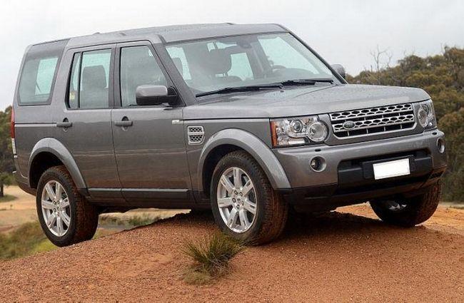 Land Rover Discovery 4. Caracteristici și prezentare generală