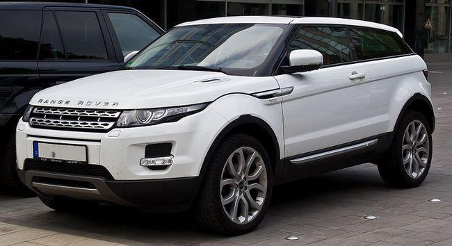 Land Rover Range Rover Evoque: opinie, descriere, specificatii tehnice, comentarii