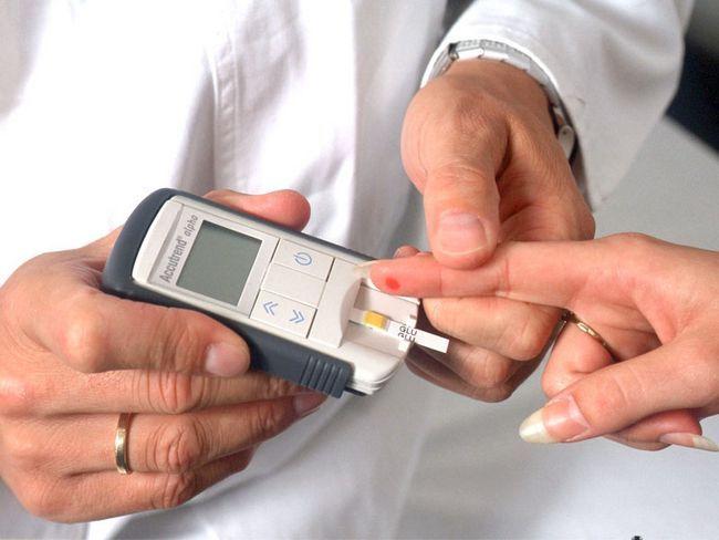 tratamentul diabetului zaharat clinic