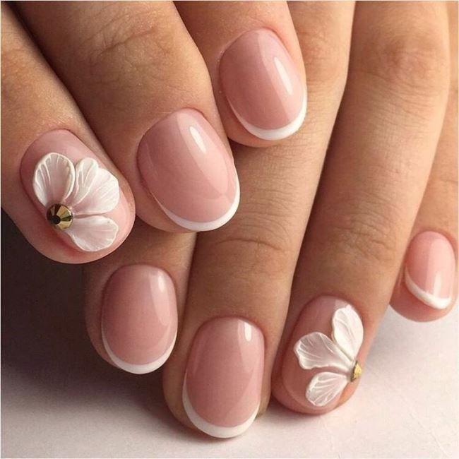 Modelarea pe unghii: descriere, fotografie