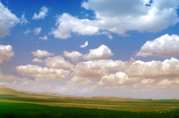 fenomenele de vară ale exemplelor naturale
