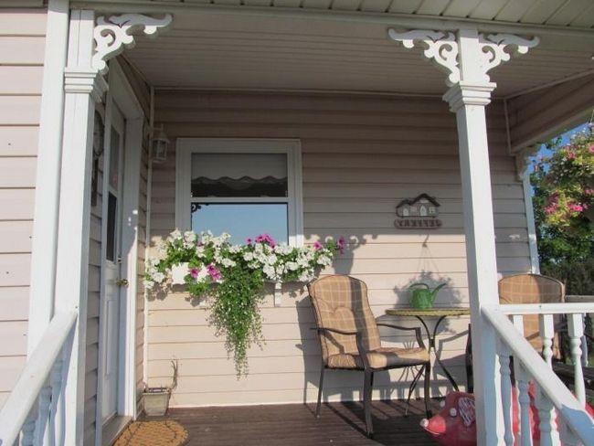 bucătărie de vară cu verandă