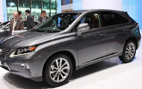 Lexus IS F - mașină de înaltă clasă