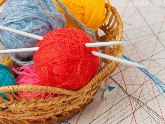 Netezimea facială este abilitatea de bază pentru cei care încep să tricoteze